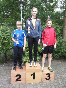 1. Kim Groener 2. Mike Bodde 3. Sjaak Ribberink